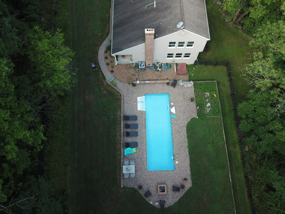 Aerial Photo of Home