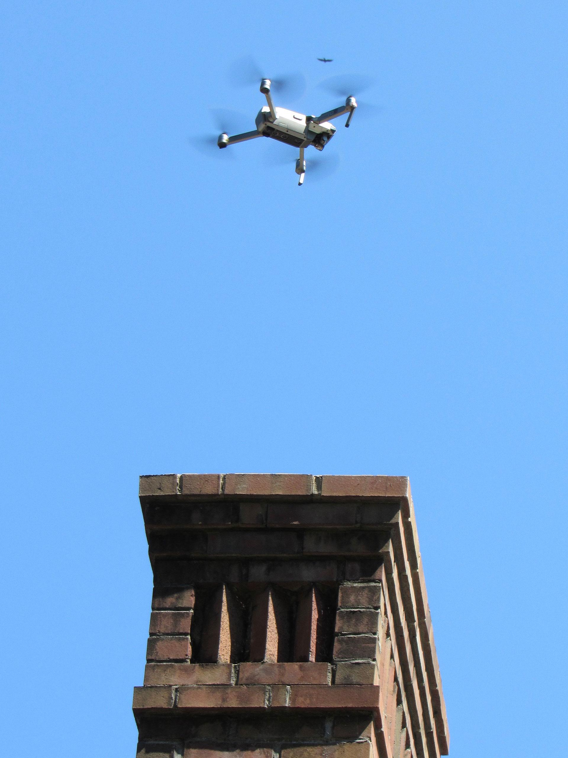 Drone Overhead